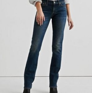 Lucky Brand Sweet N' Straight Leg Jeans Size 4/27